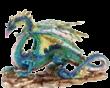 dragon decupat